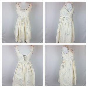 Anthropologie Moulinette Soeurs Sleeveless Dress 6